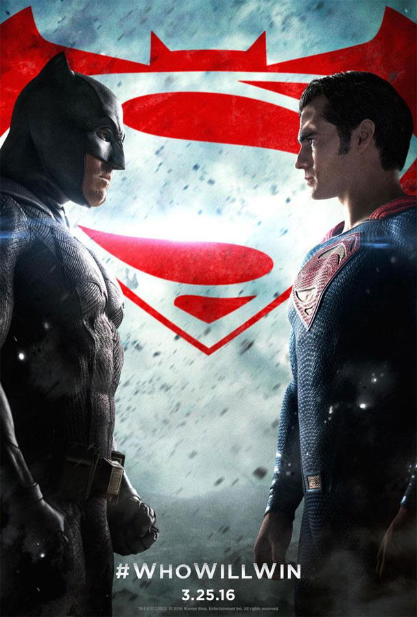 Batman VS Superman trailer music