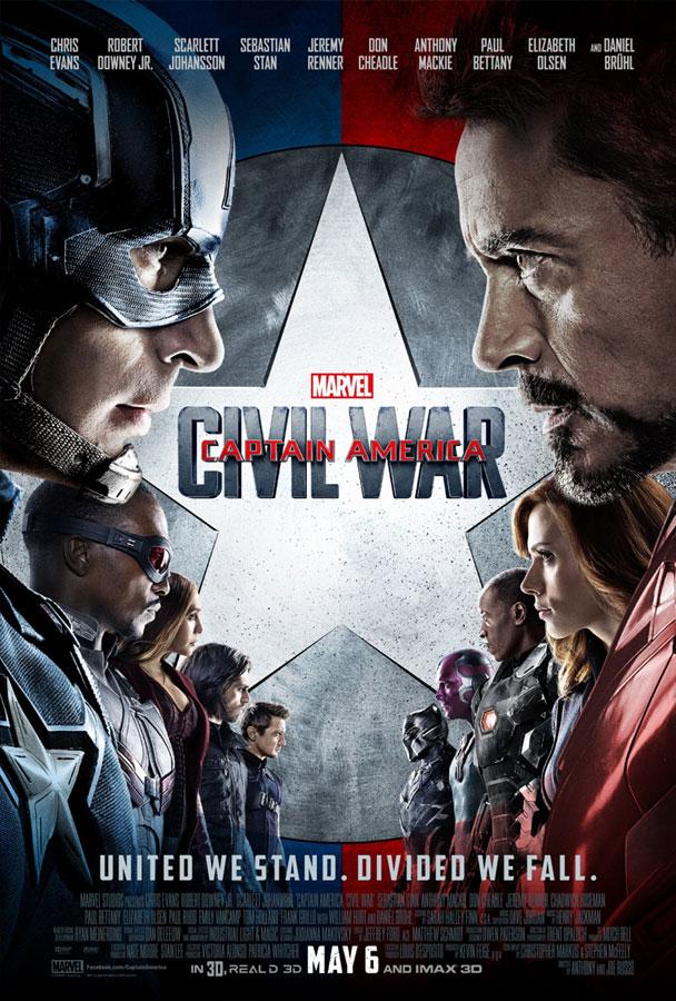 Avanger Civil War trailer music, TV Spot